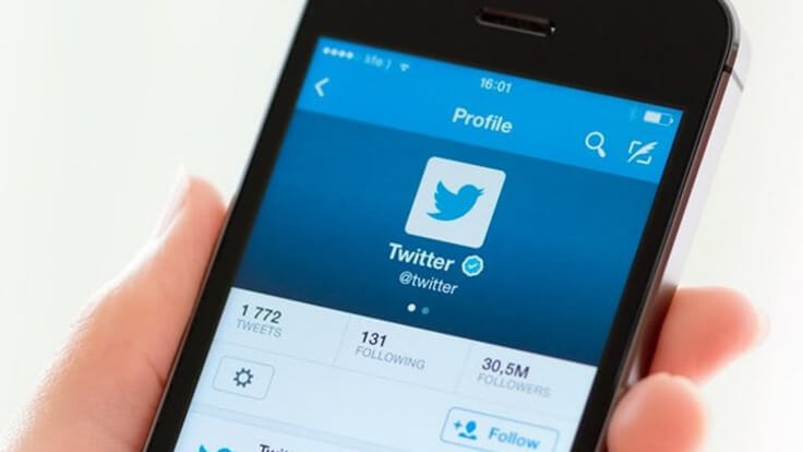 Twitterアカウント割出し調査