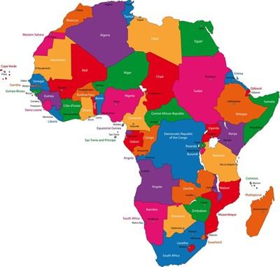 アフリカ諸国全般